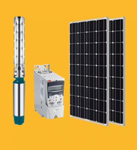 Solar Tubewell System