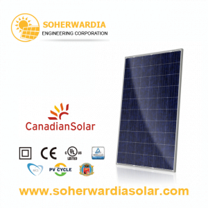 CS6U-335P-canadian solar-max Power