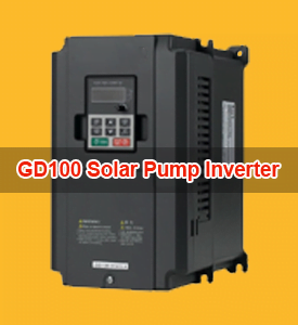 GD100 Solar Pump Inverter