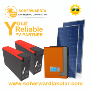 INV-1000M-Solar-Home-System