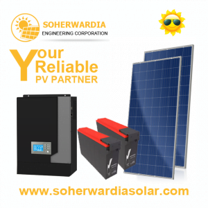 INV-1800M-Solar-Home-System