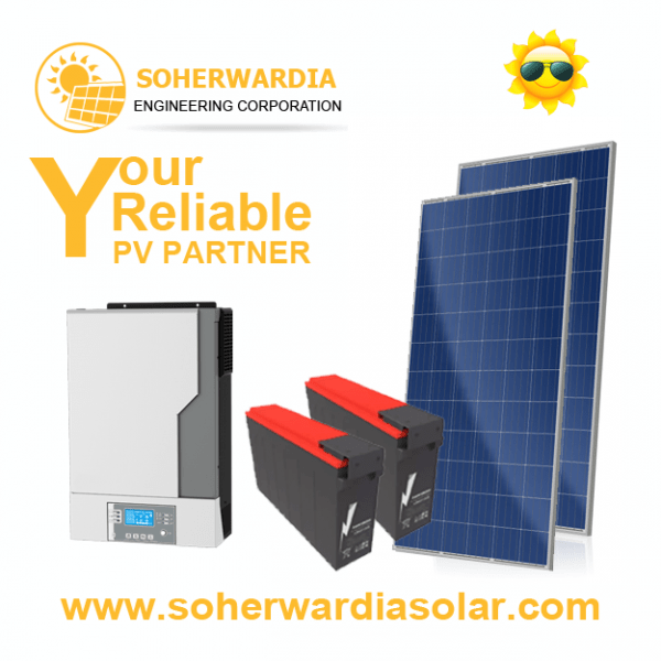 INV-3400M-Solar-Home-System