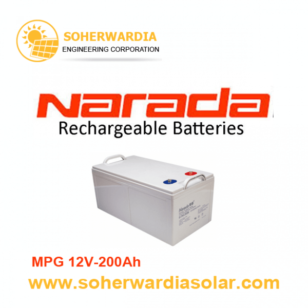 Narada-MPG-12V-200Ah-Battery