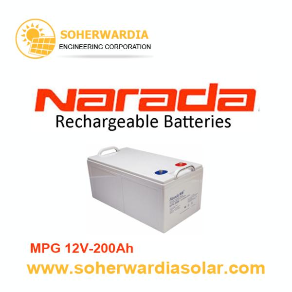 Narada-MPG-12V-200Ah-Battery