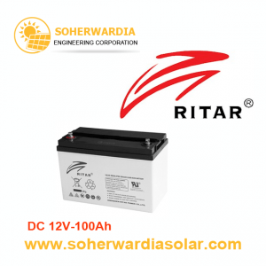 Ritar-DC-12V-100Ah-Battery