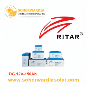 Ritar-DG-12V-150Ah-Battery