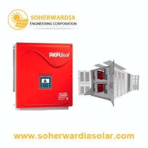 refusol-100kw-ongrid-inverter