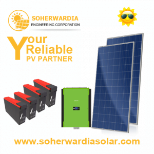 CSS-3200/3P-Solar-System