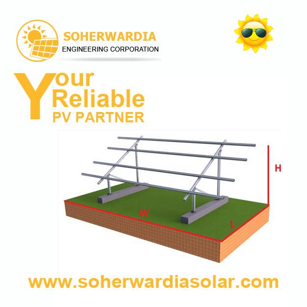 INV-500M Solar Home System