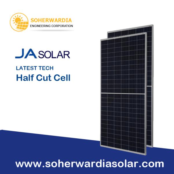 JAP72S10 -350/SC JA Solar