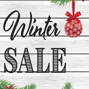 Winter Sale Offer
