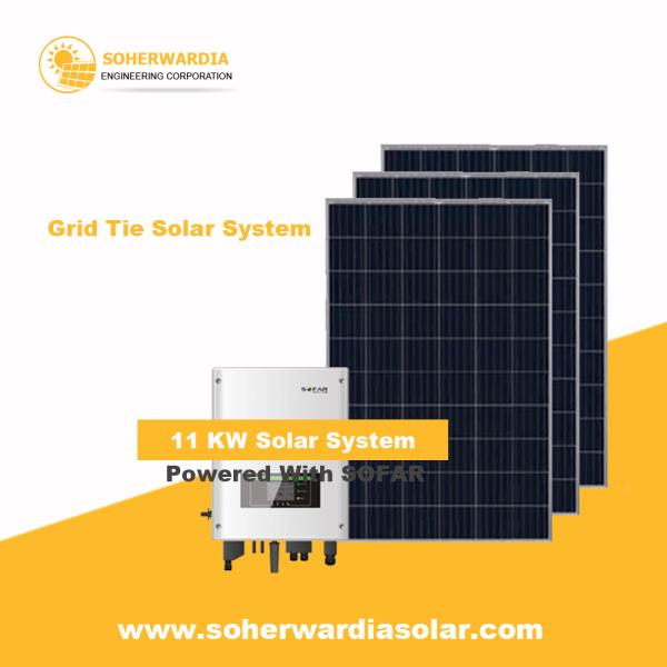 11kw-solar-hybrid-system
