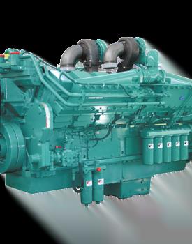 NT855-GA Cummins Engine